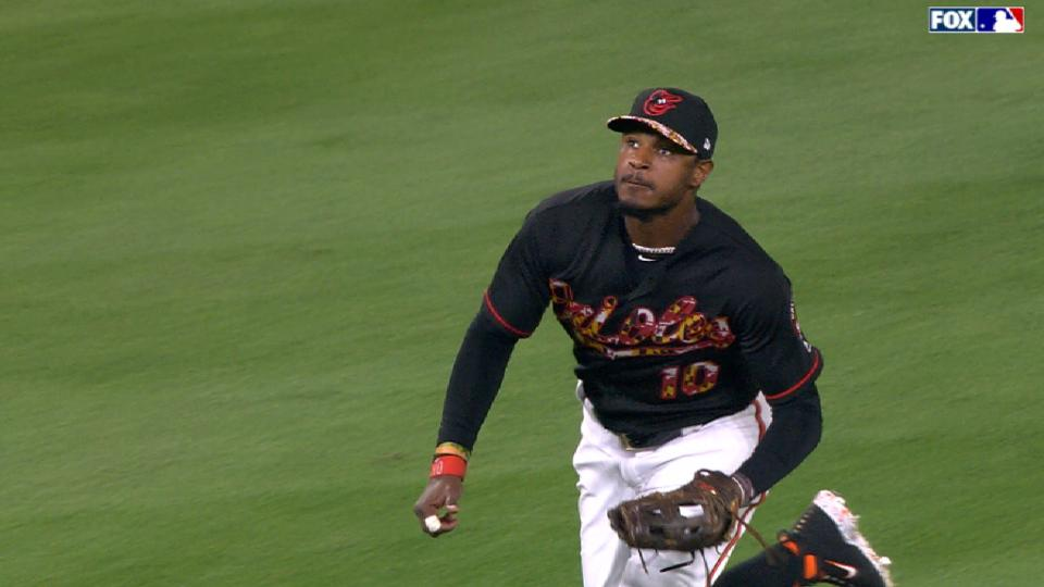 Could Jones re-sign with O's?