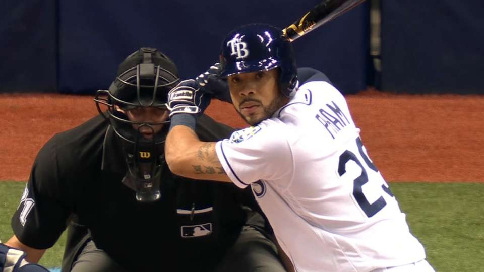 Pham on adjustments at the plate