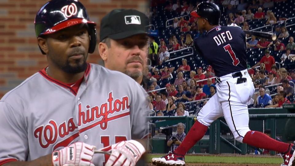 Nats' needs at second base