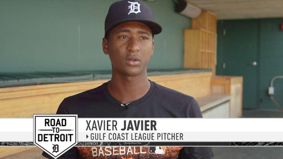 Road to Detroit: Xavier Javier