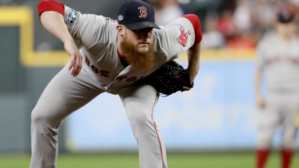 Kimbrel could return to Red Sox