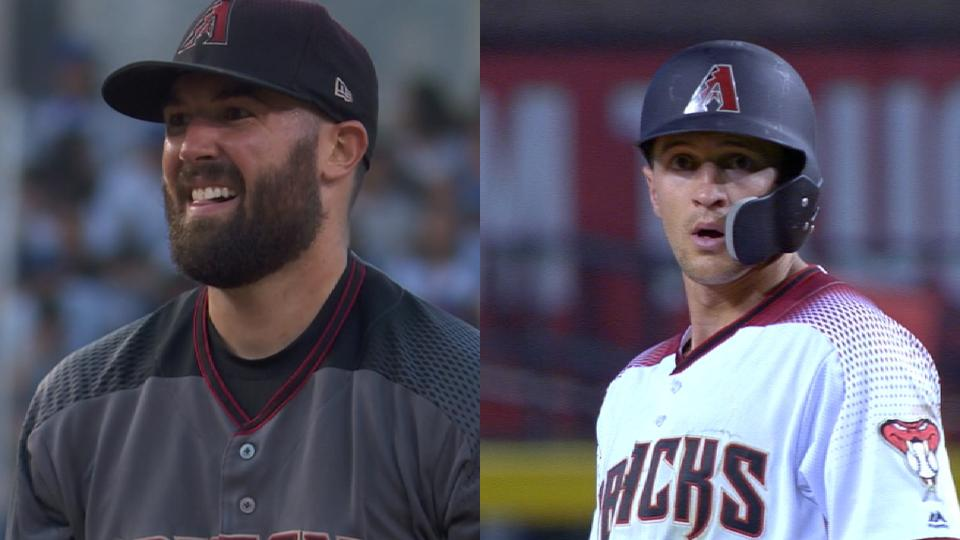 D-backs' plans for Ray, Ahmed