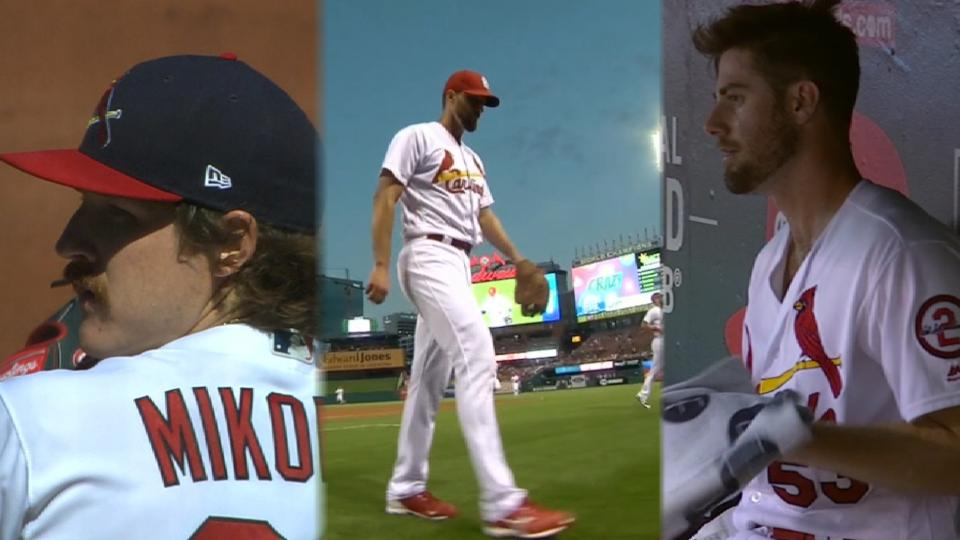 Cardinals' rotation in 2019
