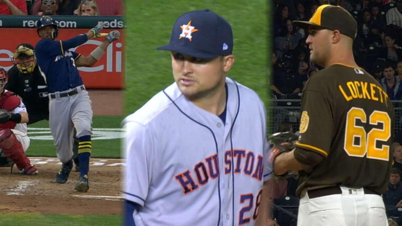 Mets Return Haul In 3 Trades