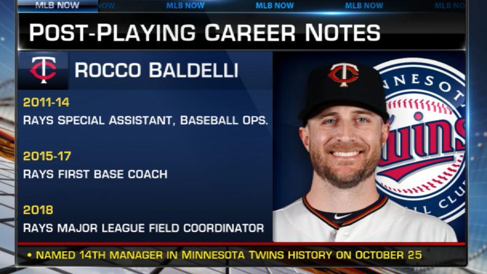 Falvey on new manager Baldelli