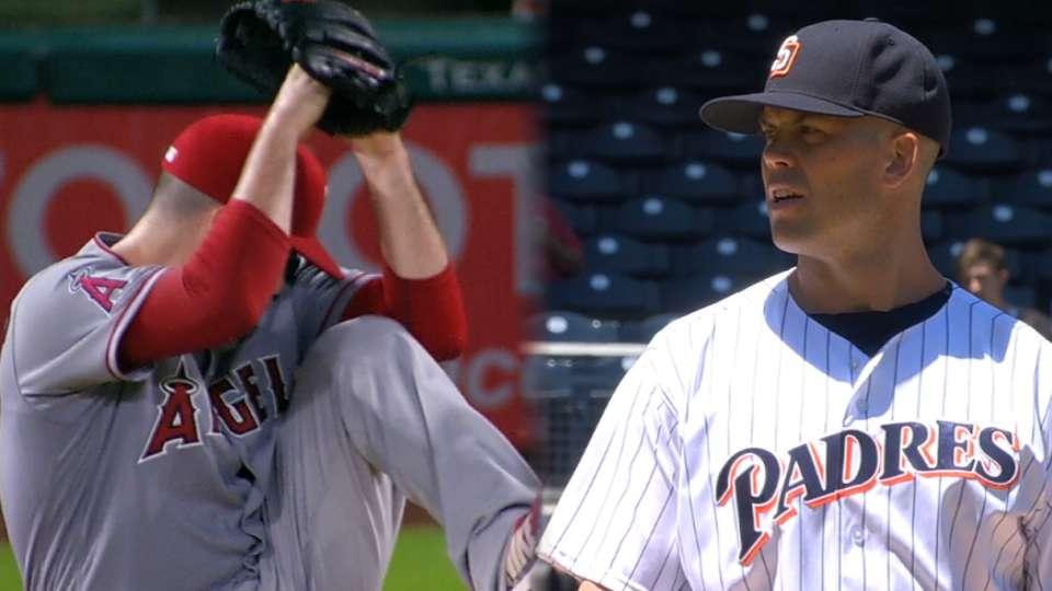 New Blue Jays pitchers