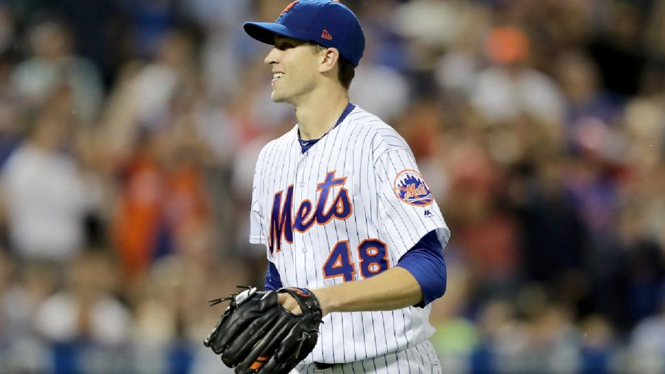Will deGrom sign long-term deal?