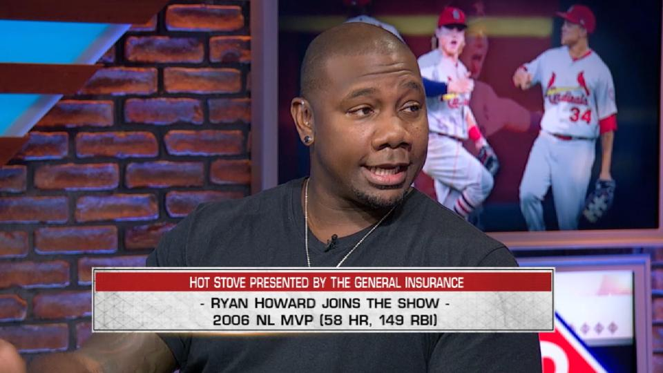 Hot Stove: Ryan Howard