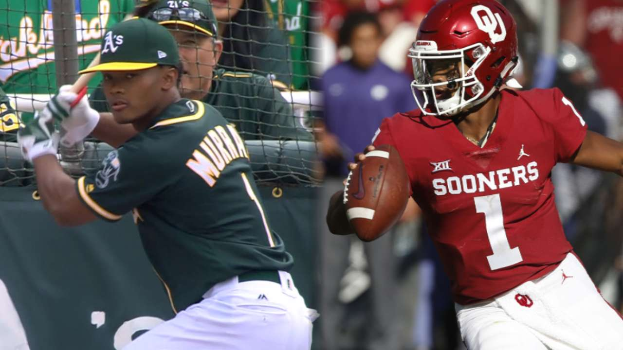Kyler Murray decision looms for Athletics 3b0f5ccfa4ead
