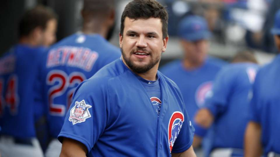 Schwarber on first responders