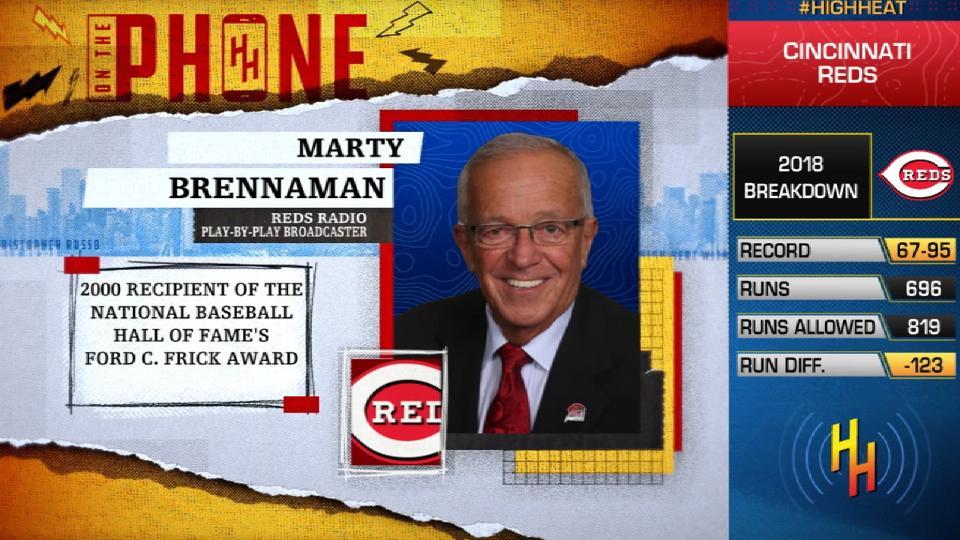 Brennaman on Reds' offseason