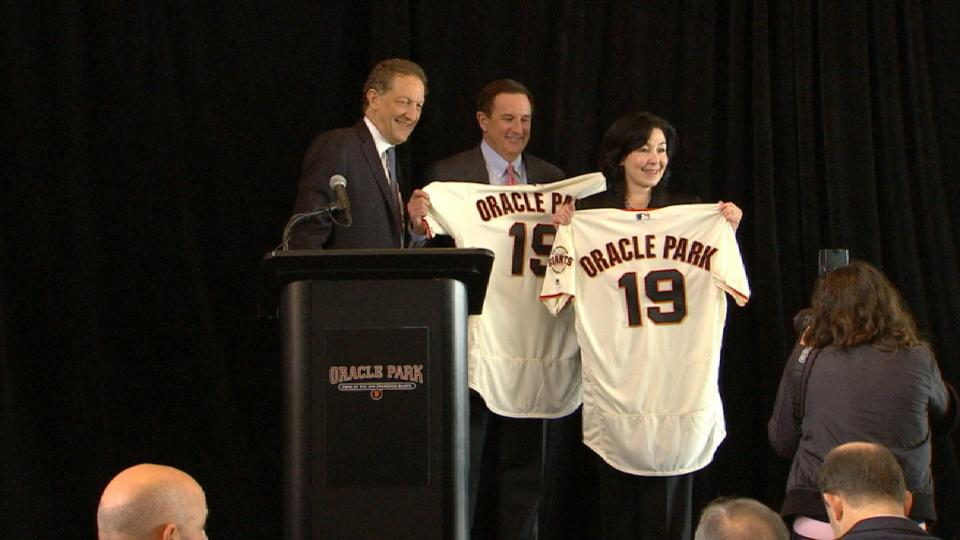 Giants, Oracle's new partnership