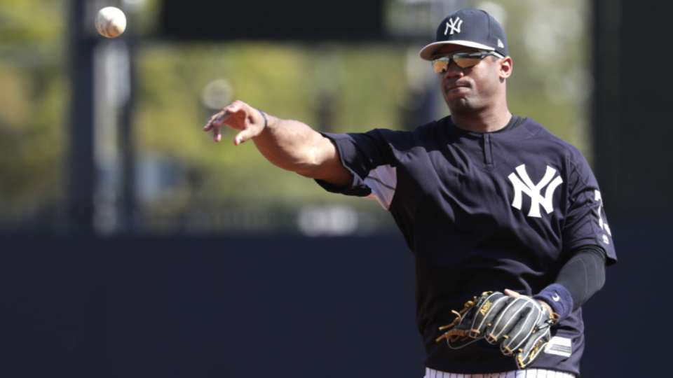 Wilson returning to Yanks camp