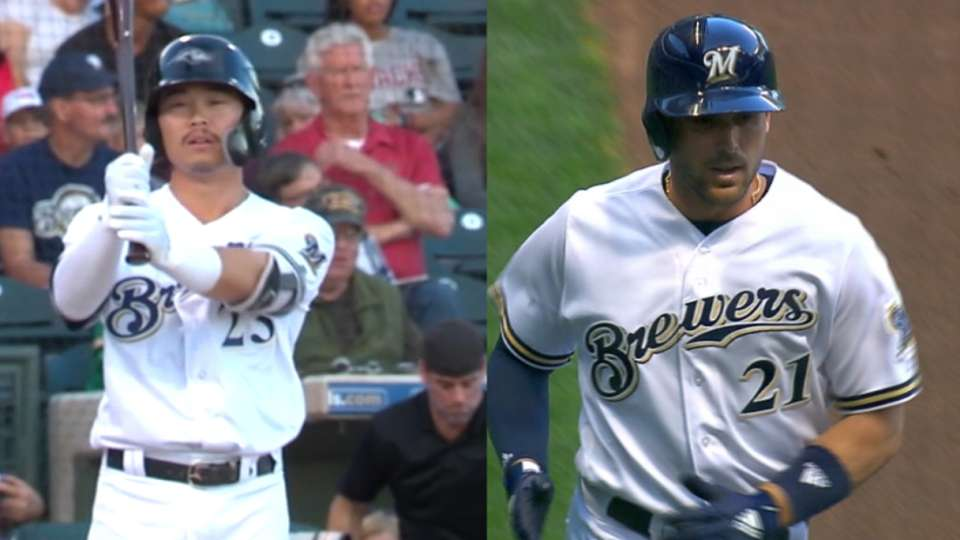 Brewers' second-base options