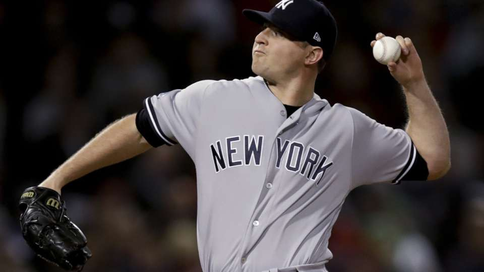 Yanks, Britton agree to deal