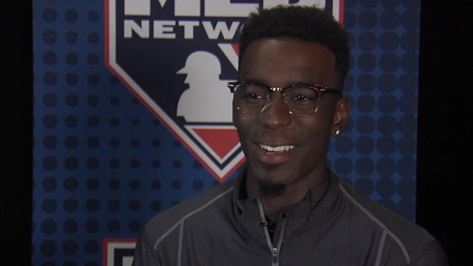 Twins' Nick Gordon attends RCDP