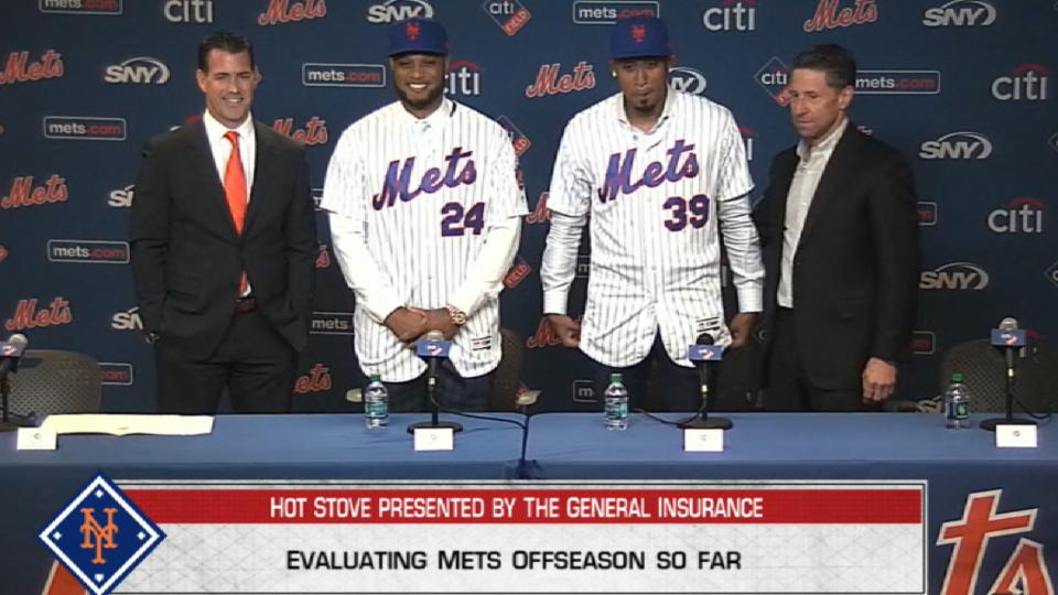 Mets staying busy this offseason