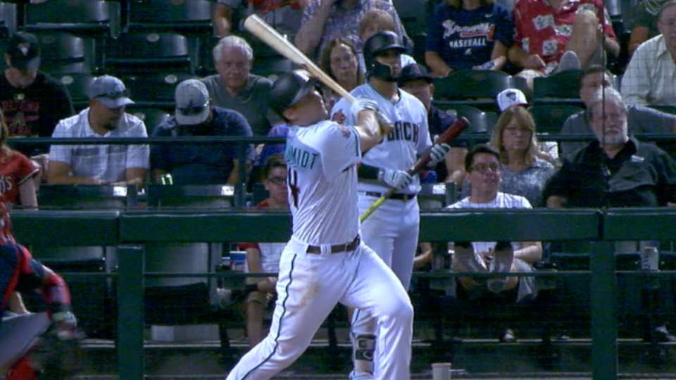 Goldschmidt's game-tying homer
