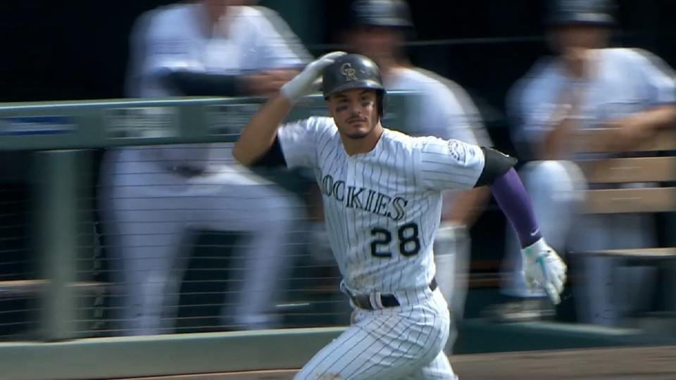 Arenado aiming for record deal