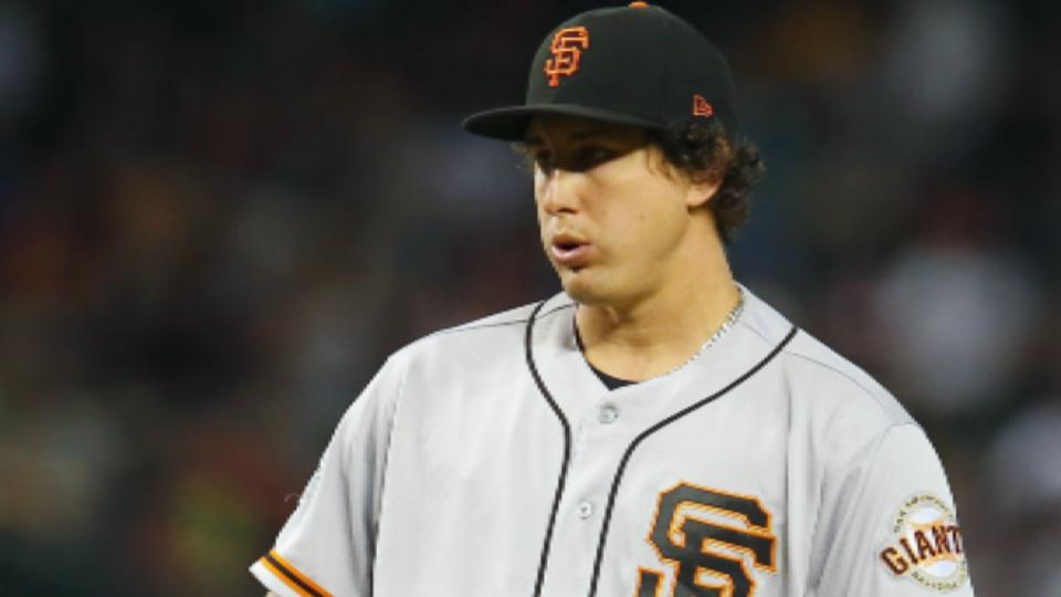 Holland on return to Giants