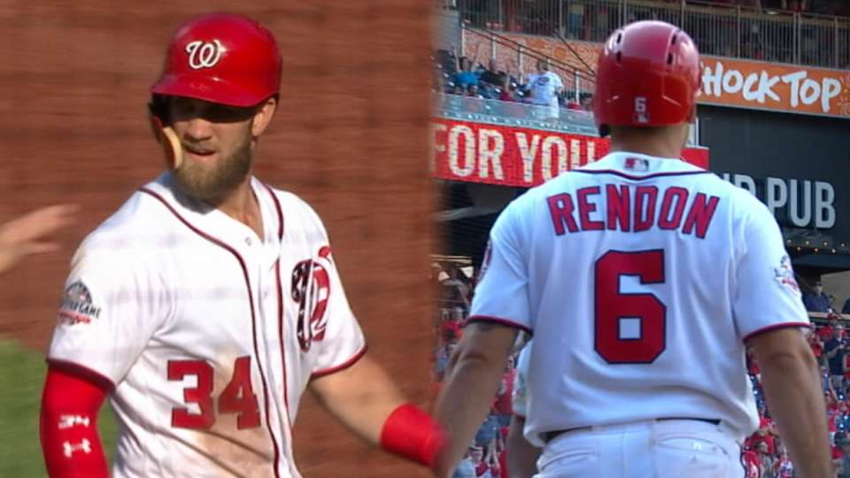 Can Nats keep Harper and Rendon?