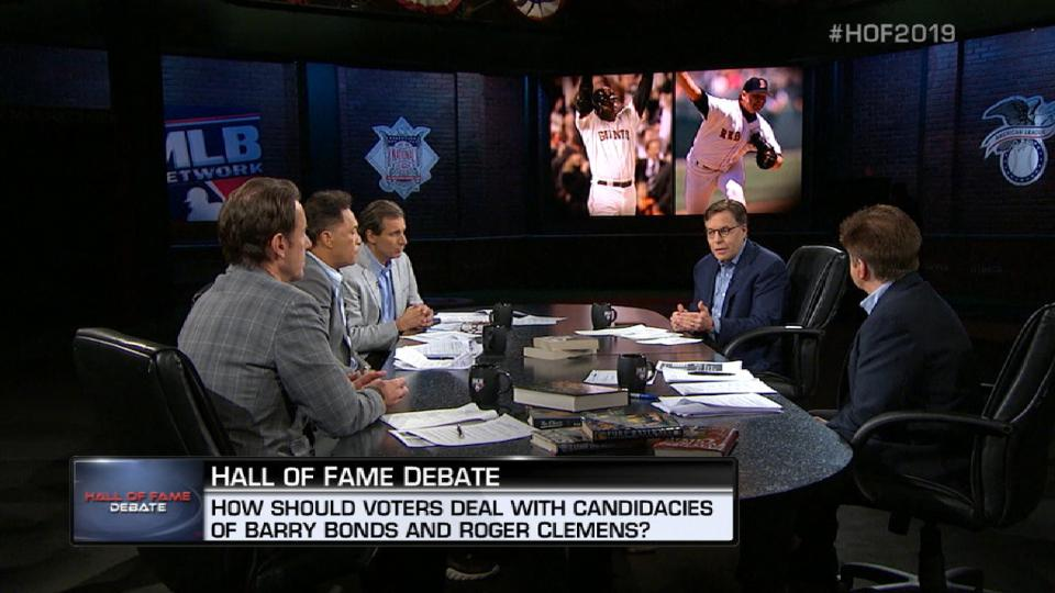 HOF debate on Bonds, Clemens