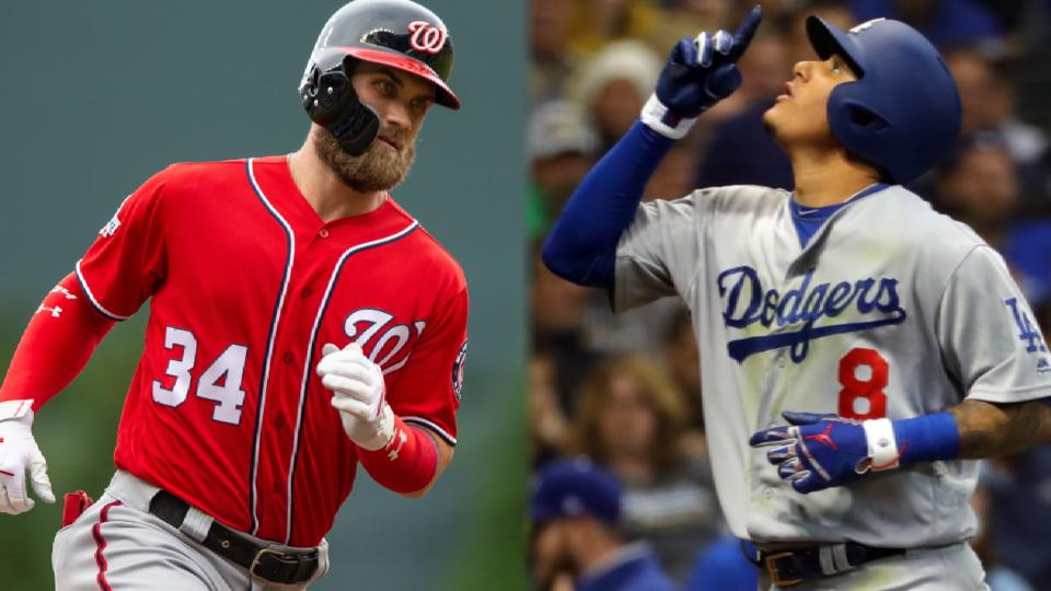Will Phils sign Harper, Manny?