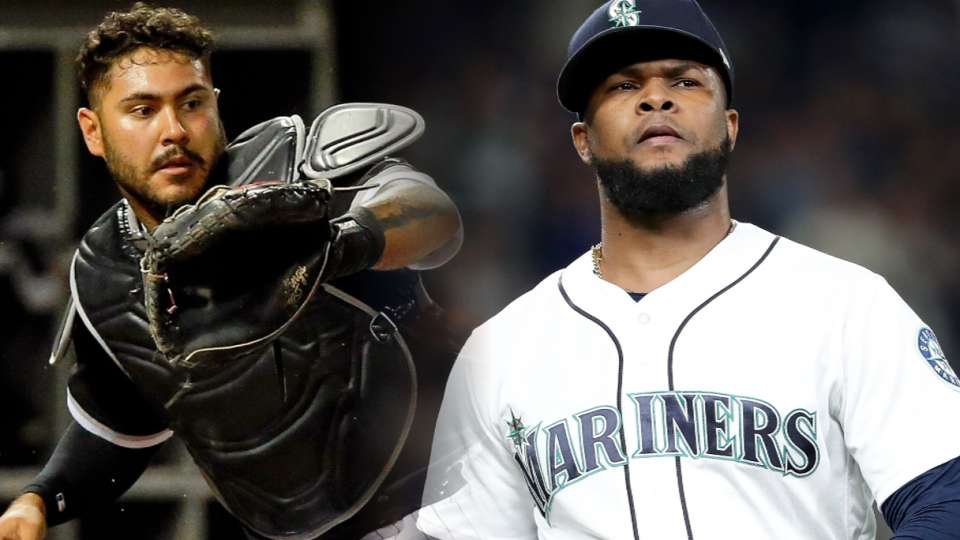MLB Now on Colome, Narvaez trade