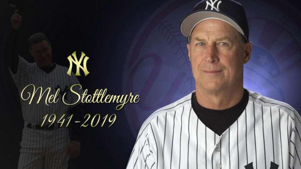 Mel Stottlemyre Tribute