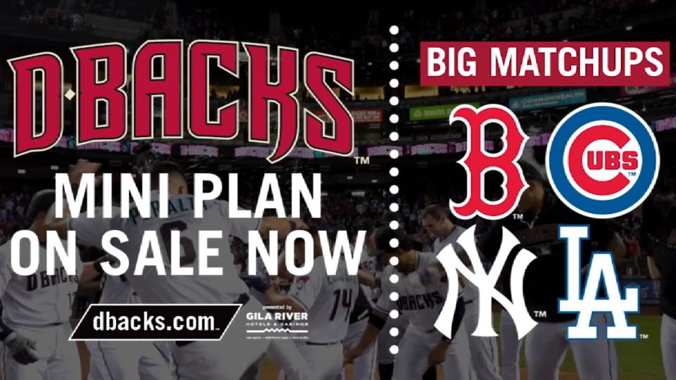 D-backs mini-plans