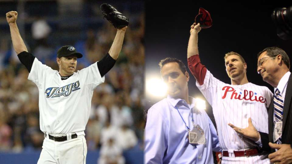 Halladay elected to Hall of Fame