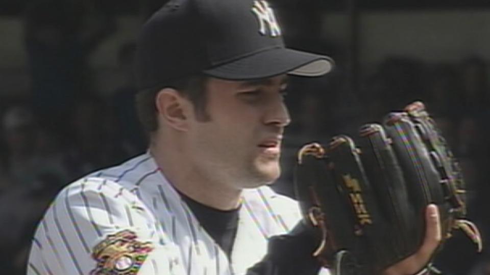 Moose's HOF time with Yankees