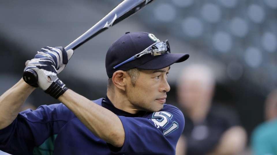 Ichiro inks deal with Mariners
