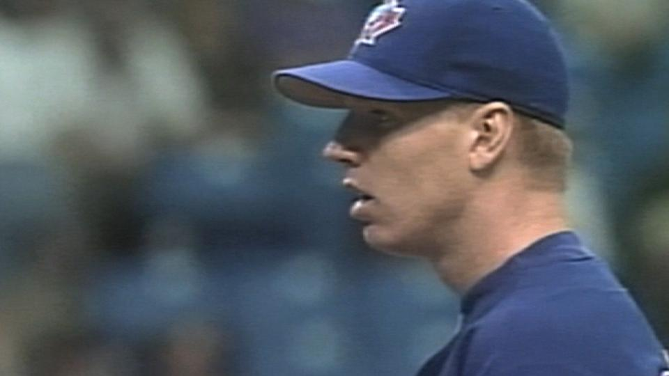 Halladay's time in Toronto
