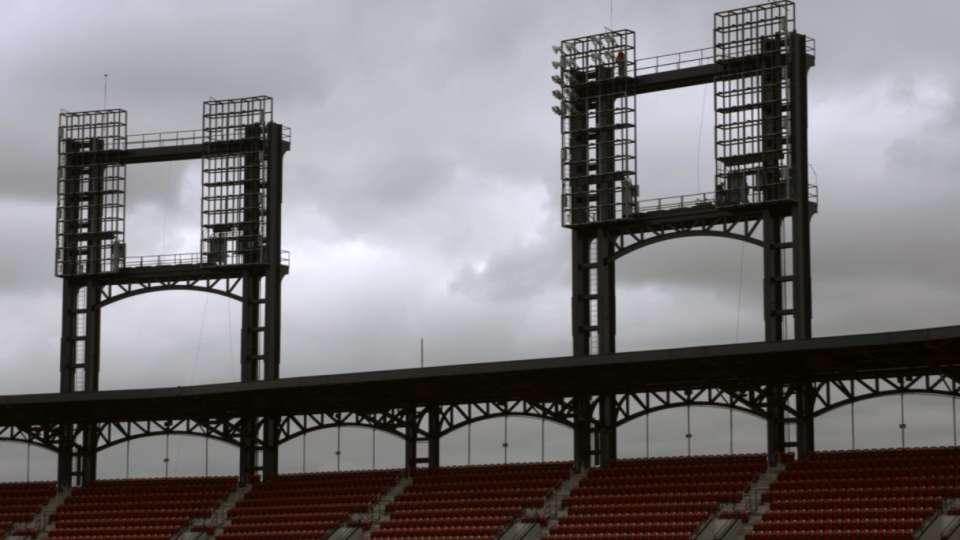 Busch Stadium upgrades