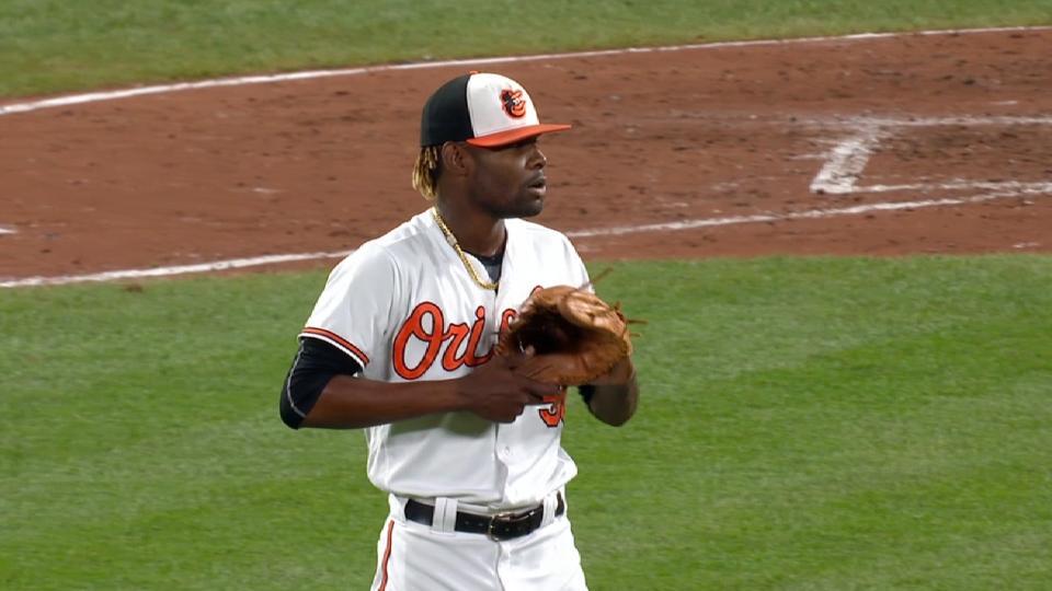 Castro on Orioles' rotation