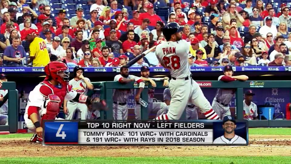 Top 10 LF Right Now: Tommy Pham