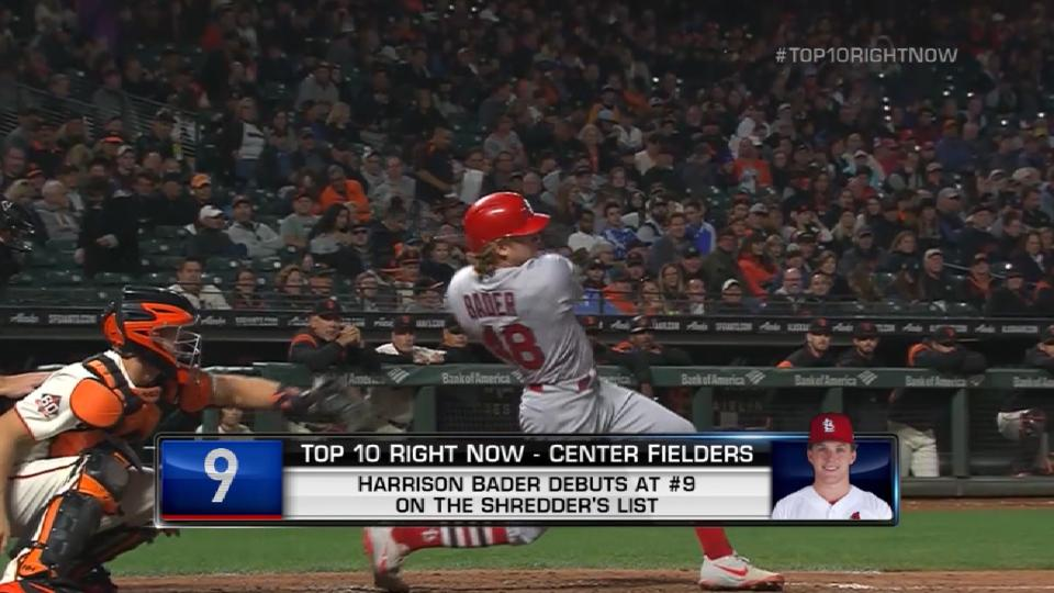 Top 10 CF Right Now: Bader
