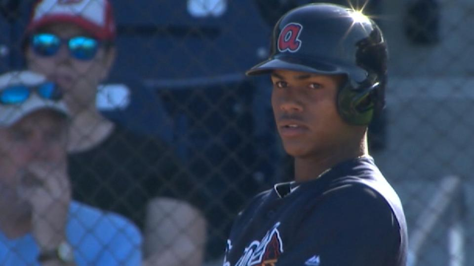 Pache is 37th-ranked prospect