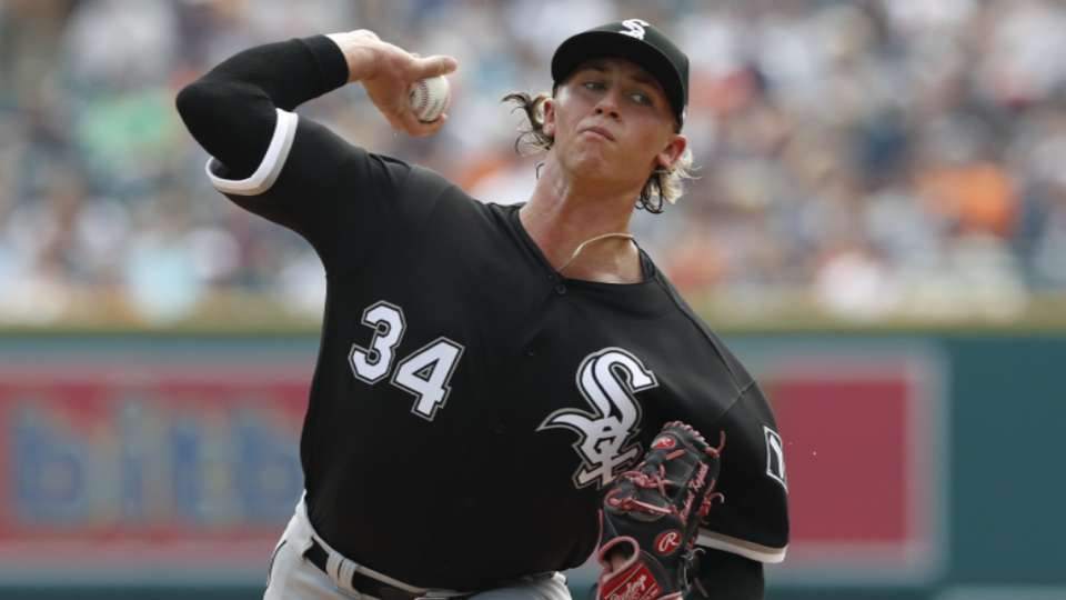 Kopech on road to recovery