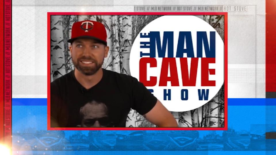 Cave on 'The Man Cave Show'