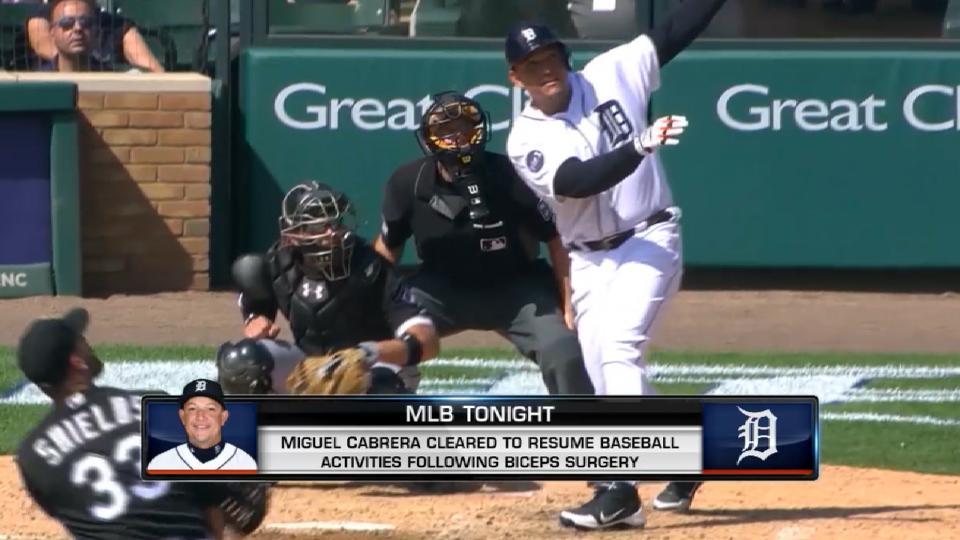 MLB Tonight on Miggy's return