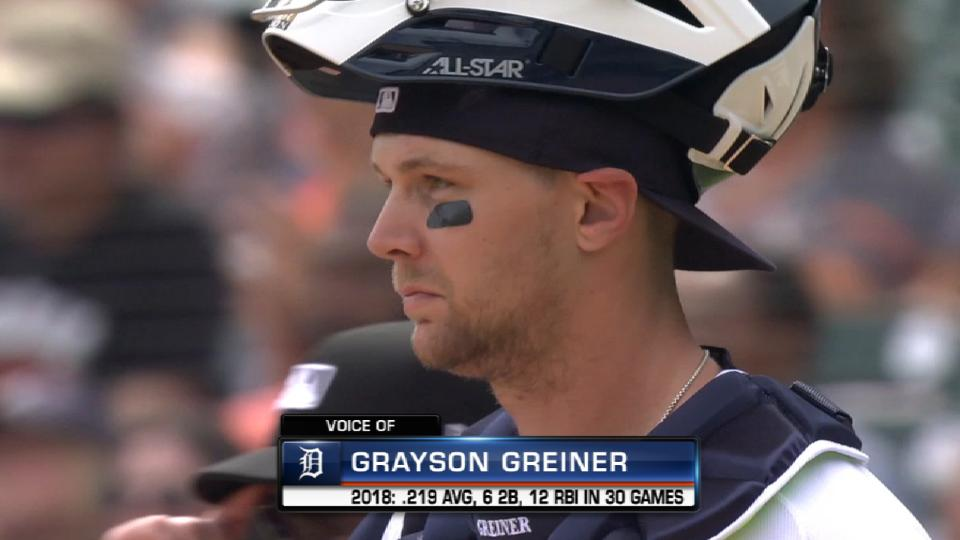 Greiner ready to compete in 2019
