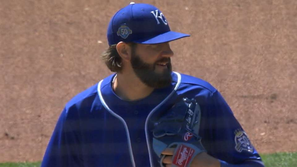 Hammel signs with Rangers