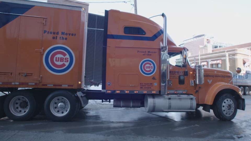 Cubs head off to Spring Training
