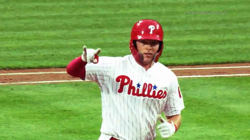 Top 10 1B Right Now: Hoskins