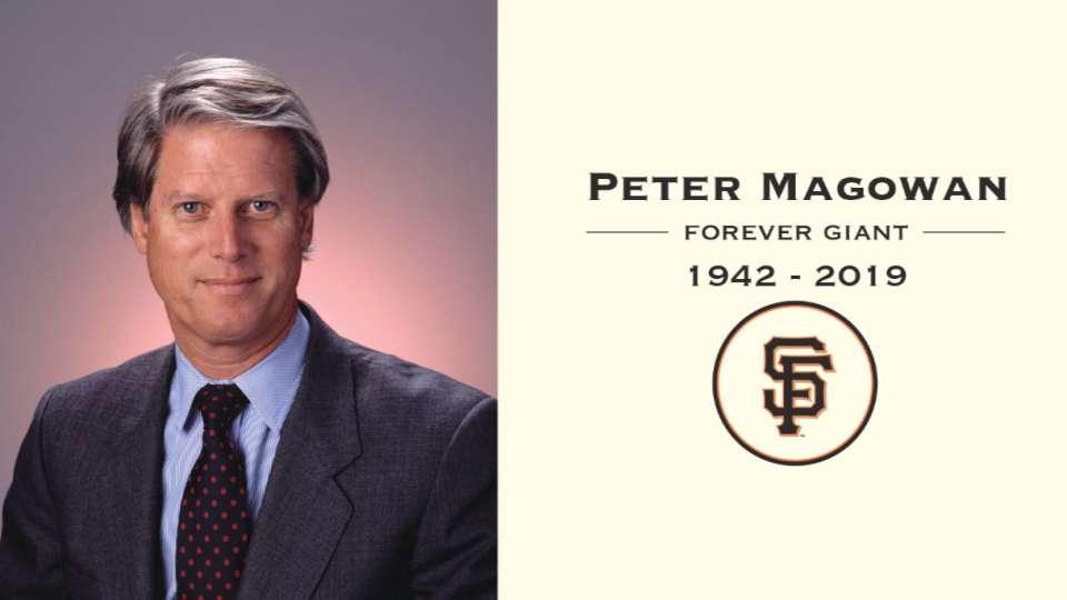 Peter Magowan Tribute