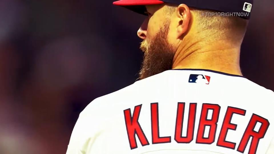 Top 10 SP Right Now: Kluber
