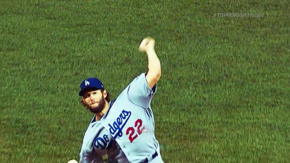 Top 10 SP Right Now: Kershaw