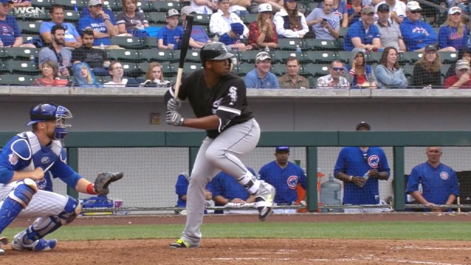 Jimenez leads crop of young Sox